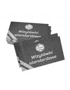 Wizytówki standardowe matowe