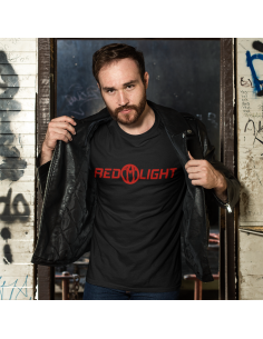 Red light - men's t-shirt