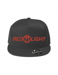 Red light  - snapback cap