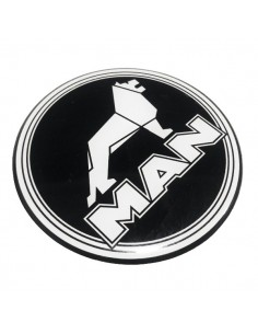 MAN - 3D sticker