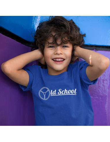 Old school- kids t-shirt
