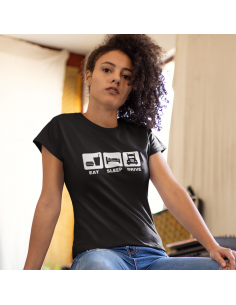 Drive icon - women's t-shirt