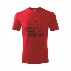 Polish driver - T-shirt damski