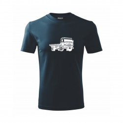 Queen of the road - T-shirt damski
